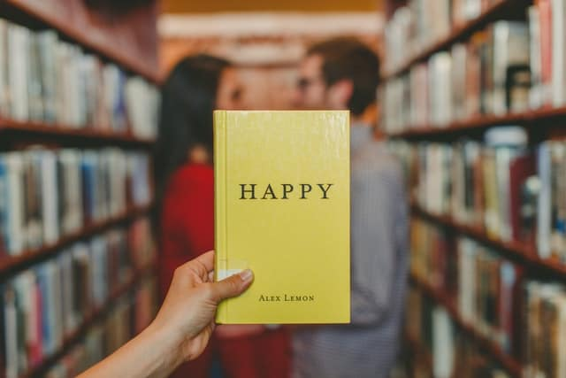 learn how to be happy alone