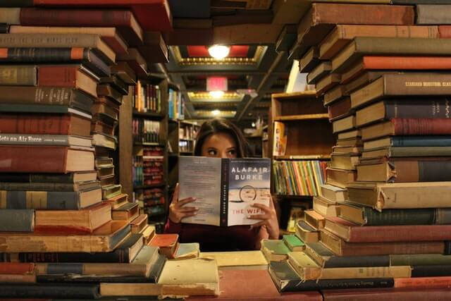 Librarian- best jobs for introverts without a degree