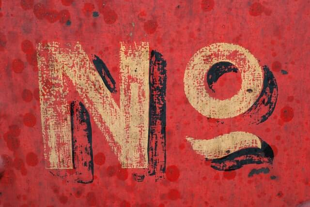 Other ways to say no