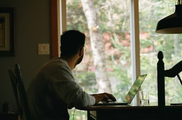 Positive work from home quotes
